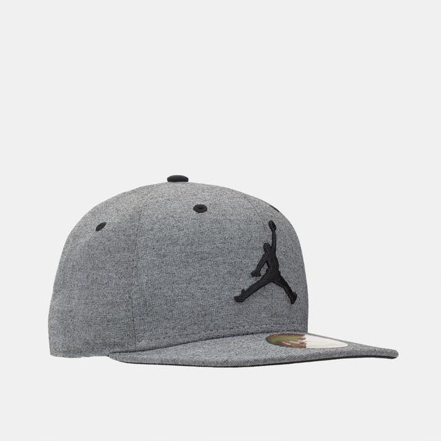 1607166c0b1978 Jordan 23 Lux Snapback Adjustable Cap - Grey