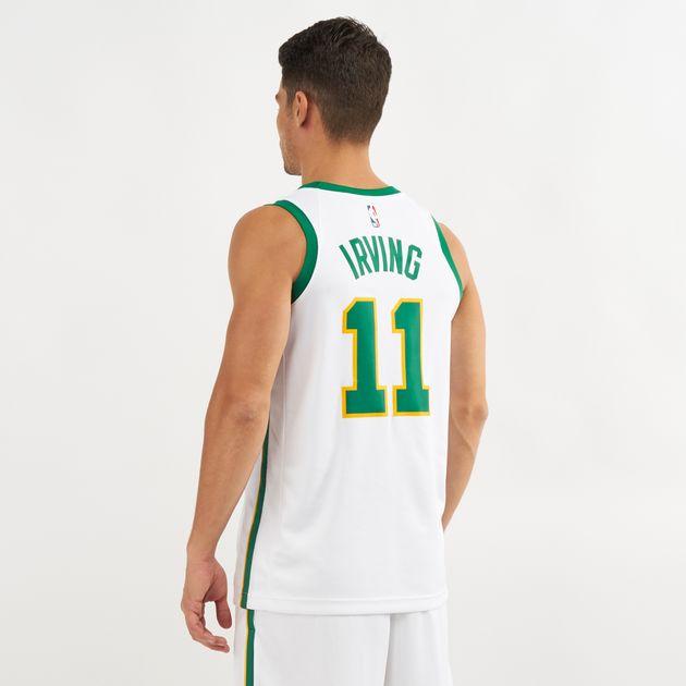 check out dea31 c190e Nike NBA Boston Celtics Kyrie Irving Swingman City Edition ...
