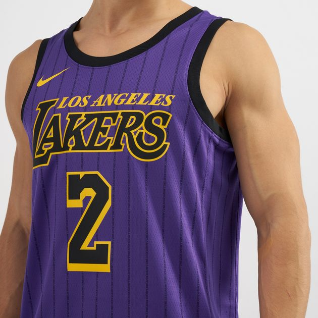 low priced ab822 dd569 Nike NBA Los Angeles Lakers Swingman City Edition Jersey ...