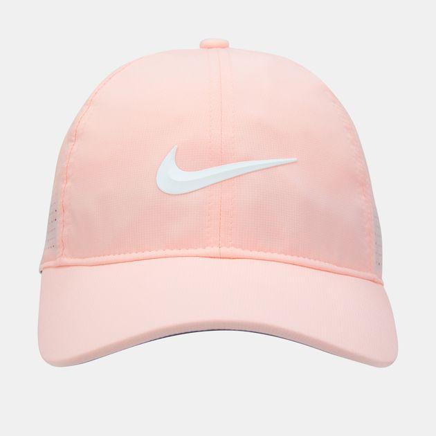 9cc94edae3db3 Nike Golf AeroBill Legacy 91 Cap - Pink
