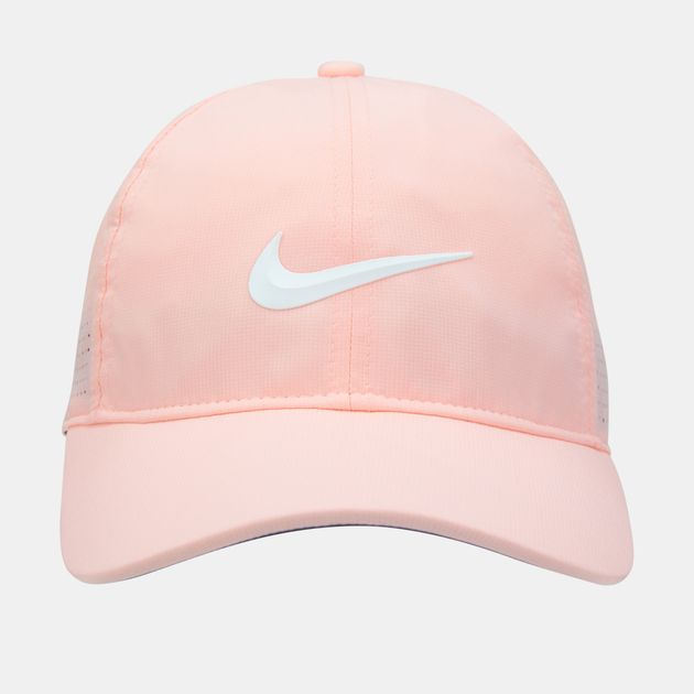 afe695359324e Nike Golf AeroBill Legacy 91 Cap - Pink