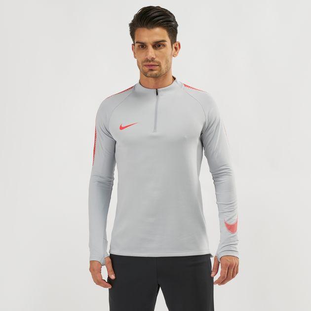 ee7ce223 Nike Dri-FIT Squad Drill 18 Football Long Sleeve T-Shirt | Shirts ...