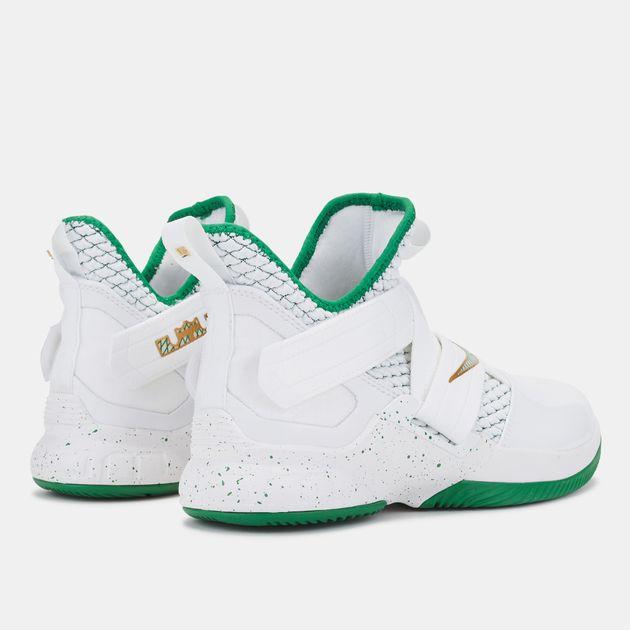 competitive price 4b04f aaf2d Nike Kids' LeBron Soldier XII Basketball Shoe (Older Kids ...