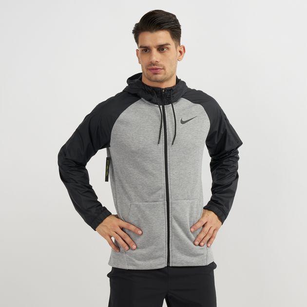 1bcfc9db Nike Dri-Fit Utility Full-Zip Training Hoodie | Hoodies | Hoodies ...