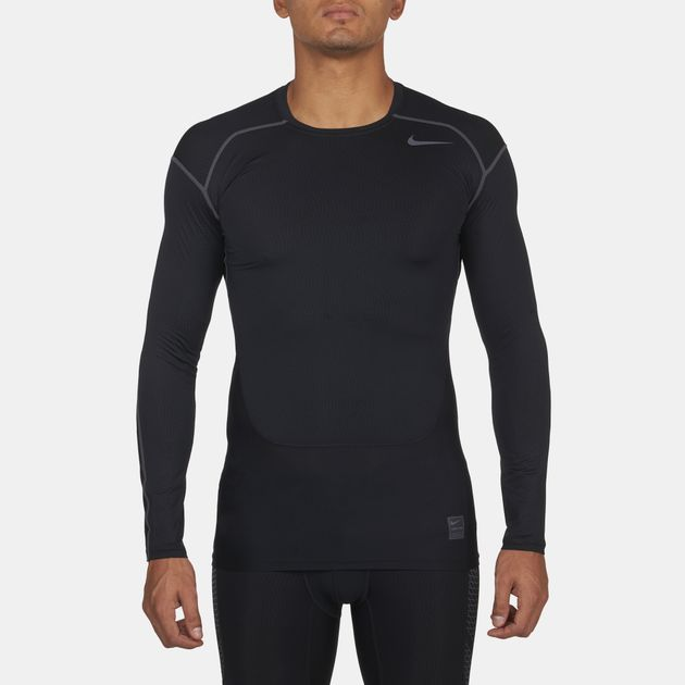 f6975bdc Nike Pro Hypercool Compression Long Sleeve T-Shirt | T-Shirts | Tops ...