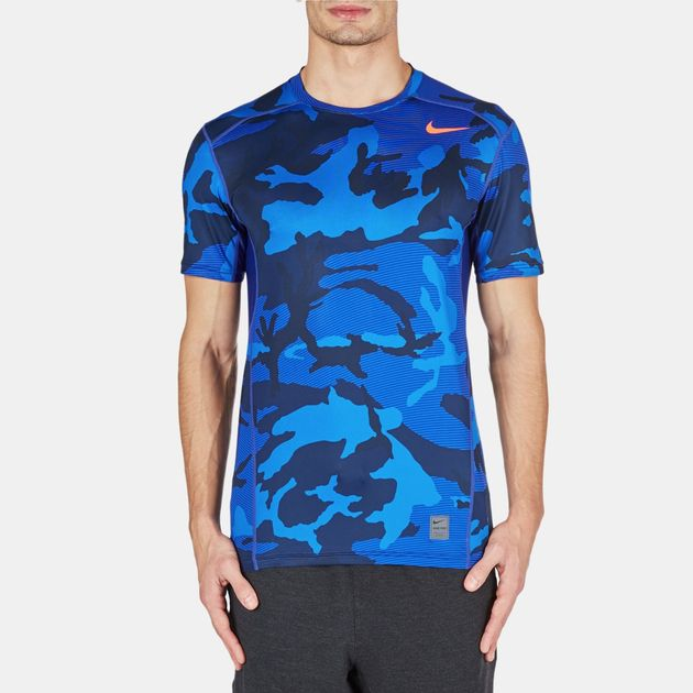 Nike Hypercool Fitted AOP T-Shirt