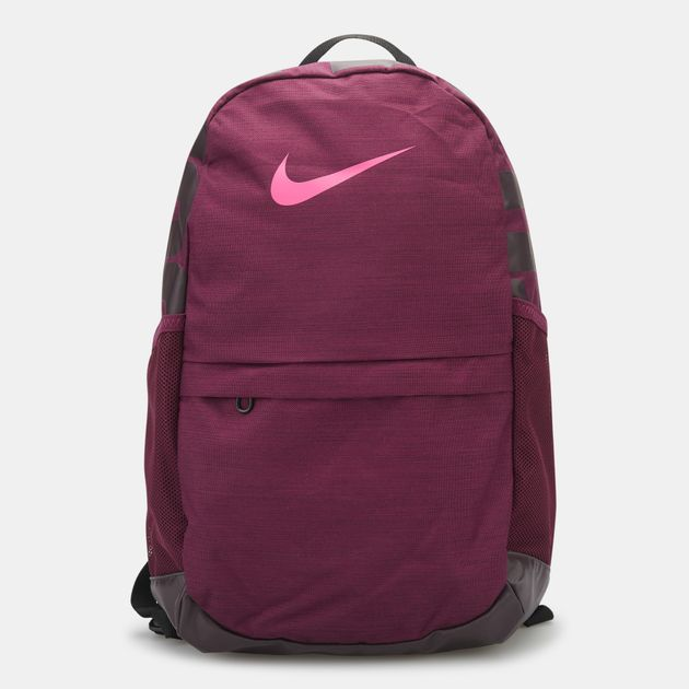 3c25b94bef Nike Kids  Brasilia Backpack (Older Kids) - Red