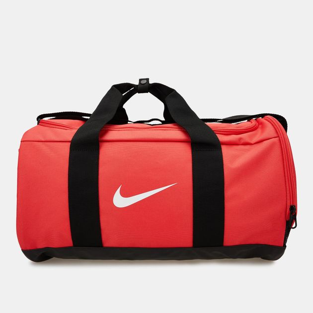 7223f1642129 Nike Women s Team Training Duffel Bag - Orange