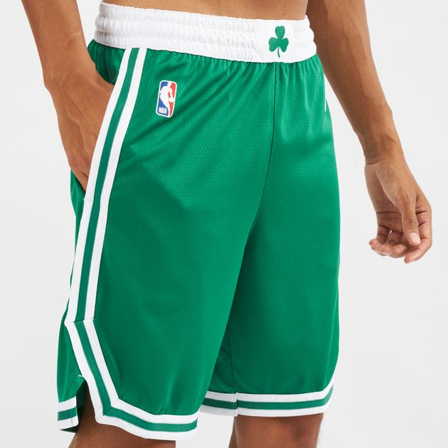 7  Boston Celtics Polyester Basketball Shorts 5//6 KIDS Size 4