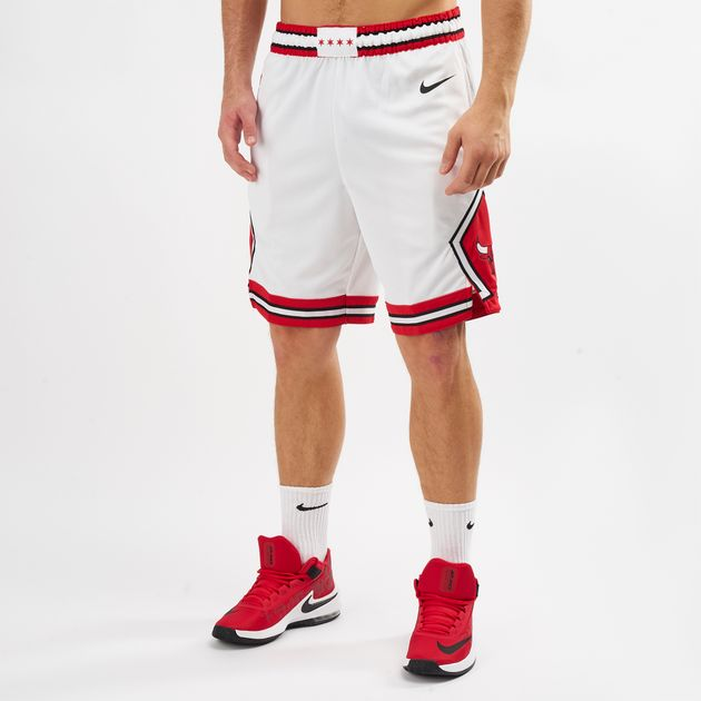 Nike NBA Chicago Bulls Association Edition Swingman Shorts