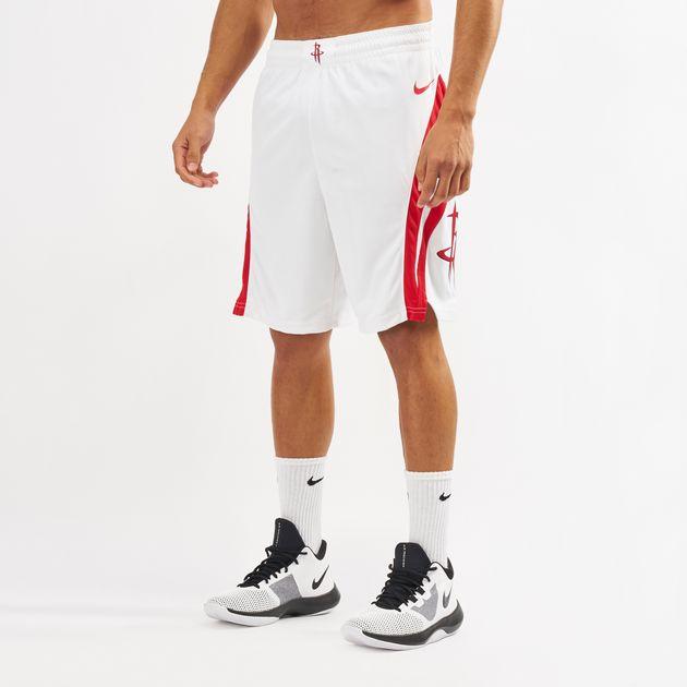 4314d20e64a Nike NBA Houston Rockets Swingman Shorts