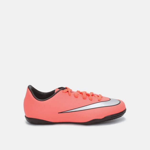 Nike Kids' Mercurial Victory V Indoor Competition Football Shoe