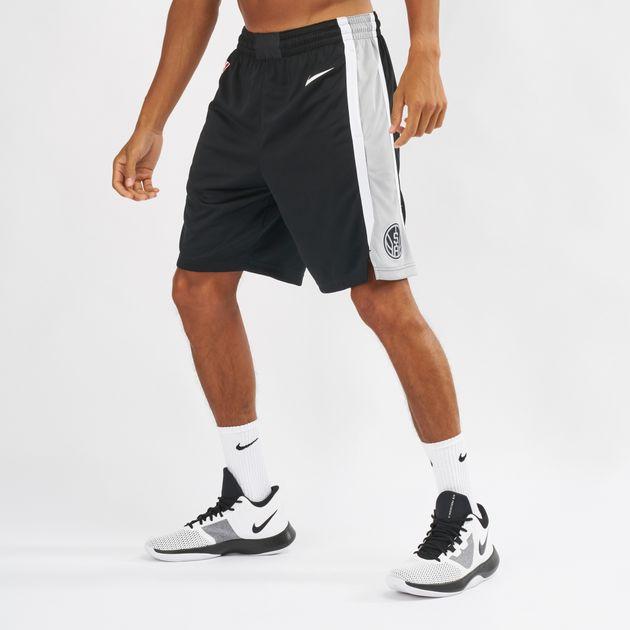 e1768576f4c Nike NBA San Antonio Spurs 18 Swingman Shorts