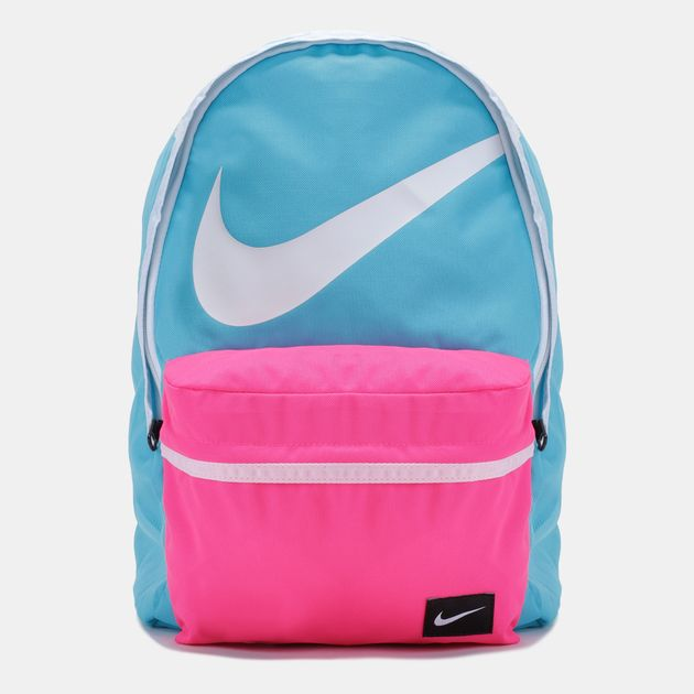 350891772a8a Shop Blue Nike Kids  Young Athletes Halfday Backpack for Kids by ...
