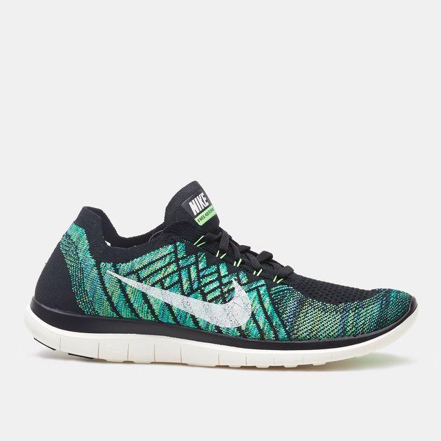 Nike Free 4.0 Flyknit Running Shoe