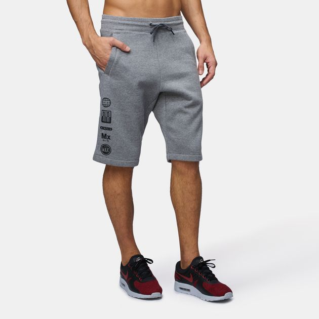 611040c7168 Nike Sportswear Air Hybrid Fleece Shorts | Shorts | Clothing | Men's ...
