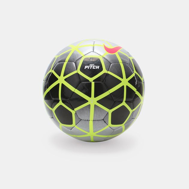 1ffa73ca0 Shop Black Nike Pitch LPF Football for Unisex by Please select a ...