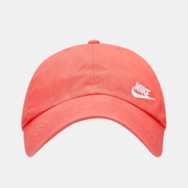 d17c6a00027a9 Nike Women s H86 Futura Classic Cap - Orange