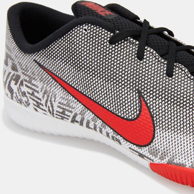 159ef41e424 Nike Men s Mercurial VaporX 12 Neymar Academy Indoor Court Football Shoe