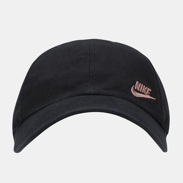 fe55662b21c2b Nike H86 Futura Classic Cap - Black