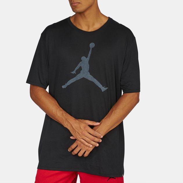 Jordan Iconic Jumpman Logo T-Shirt  1f77a10ab6a