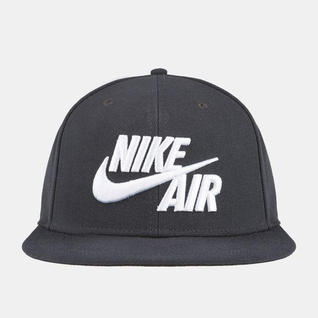 ec6baf76425 Nike Sportswear Air True Snapback Cap - Black, 1299392