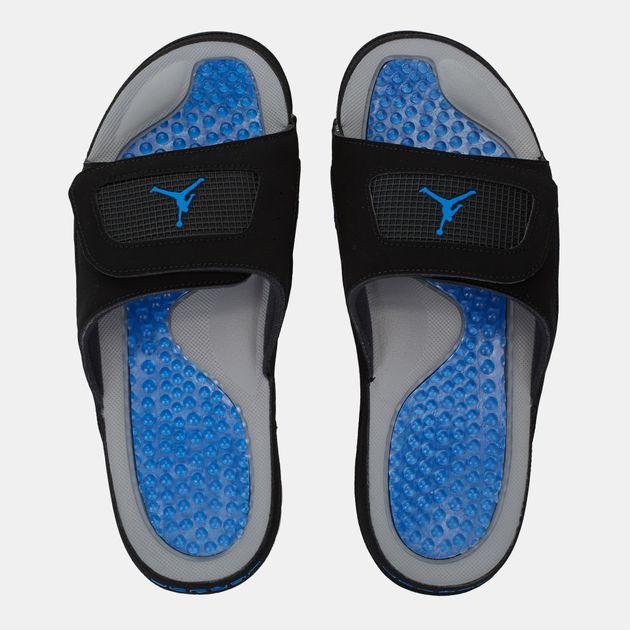 premium selection 4943c a5633 Jordan Hydro 4 Retro Slides | Sandals and Flip-Flops | Shoes ...