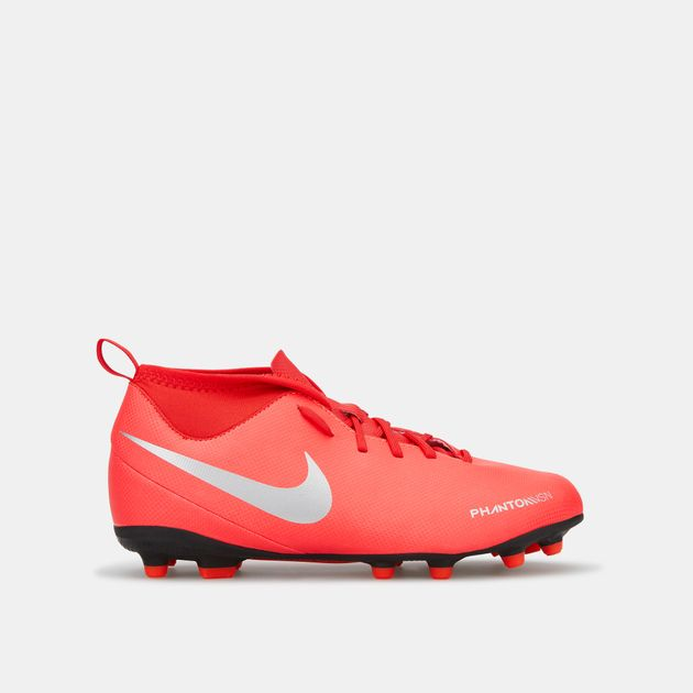 new concept 45f6b 0ad35 Nike Kids' Phantom VSN Club DF Firm Ground Football Shoe (Younger Kids)