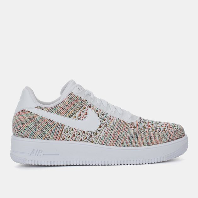 34ab80da3 Shop Yellow Nike Air Force 1 Ultra Flyknit Low Shoe for Mens by Nike ...