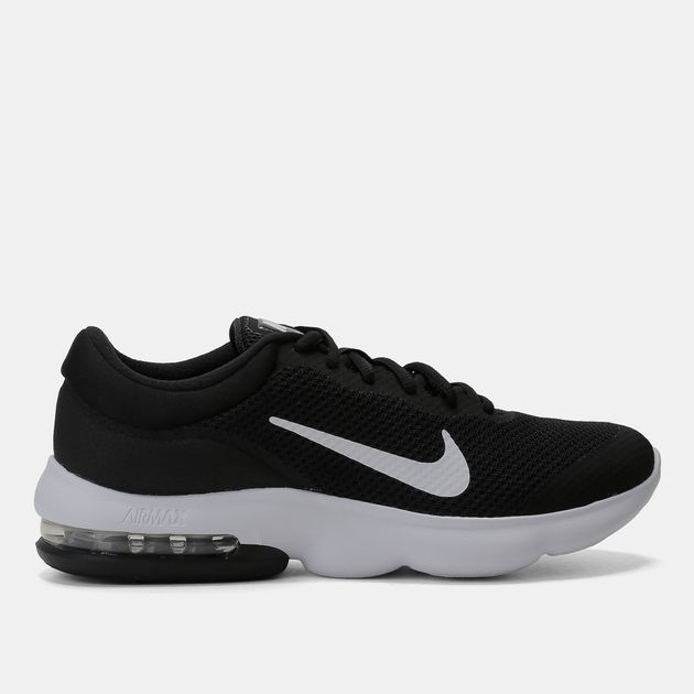 918233b2bf Shop Black Nike Air Max Advantage Running Shoe for Womens by Nike | SSS