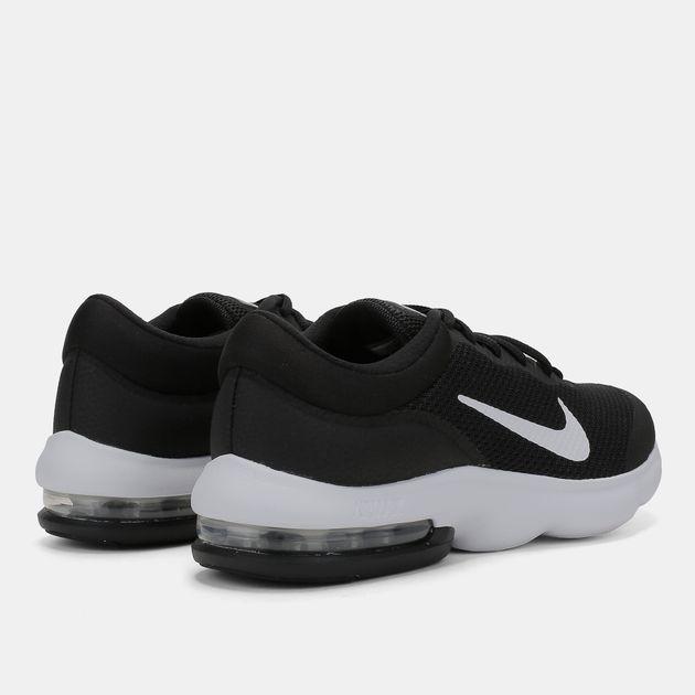 5b20029081e Shop Black Nike Air Max Advantage Running Shoe for Womens by Nike