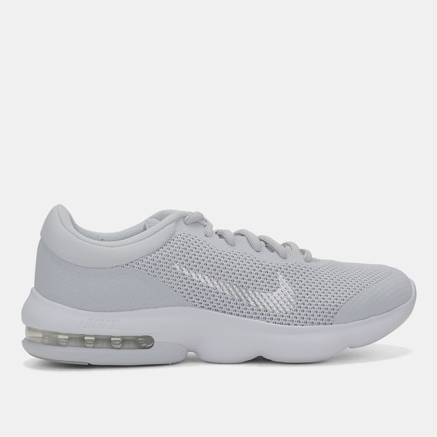 b1d8fad345 Shop Grey Nike Air Max Advantage Running Shoe for Womens by Nike 8 | SSS