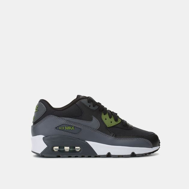 reputable site 8b9fb f809a Nike Kids  Air Max 90 Mesh (Pre School) Shoe, 517591