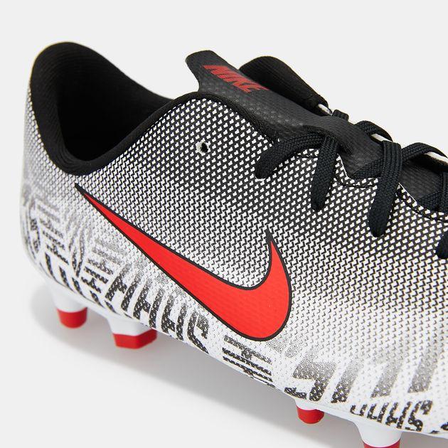 9291f6cdc Nike Kids' Vapor 12 Academy Neymar Jr Multi-Ground Football Shoe (Younger  Kids