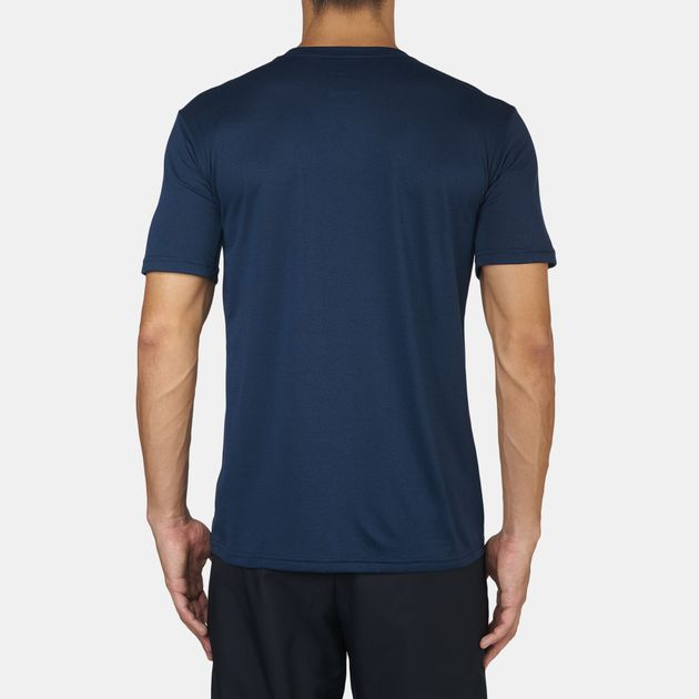 72642f3bc Shop Nike Legend Mesh Block T-Shirt for Mens by Nike | SSS