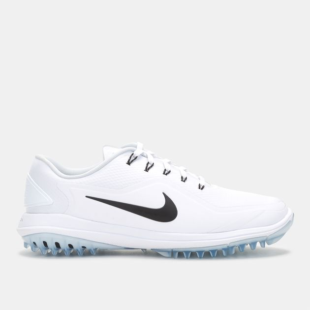 da479b9a5f74 Shop White Nike Lunar Control Vapor 2 Golf Shoe for Womens by Nike ...