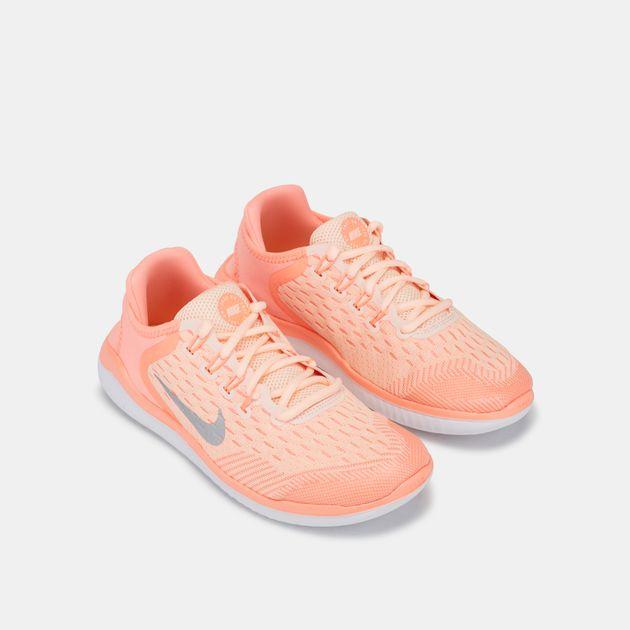 buy popular a613f 6e76d Nike Kids  Free RN 2018 Running Shoe (Grade School), 1283044