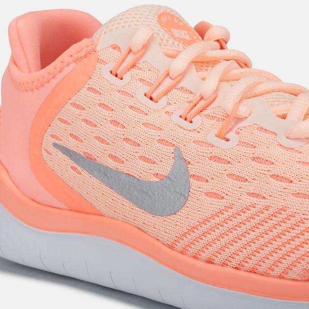 e9bf6b20bbb Nike Kids  Free RN 2018 Running Shoe (Grade School)