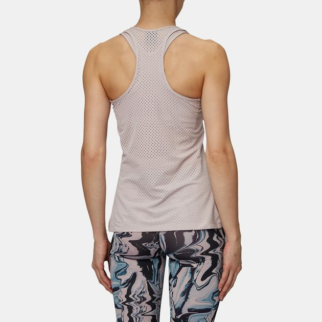 0613ce94b2d820 Shop Pink Nike Pro HyperCool Tank Top for Womens by Nike