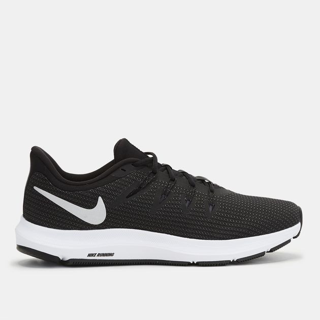 4e9e96882 Black Nike Quest Running Shoe | Road Running | Running Shoes | Shoes ...