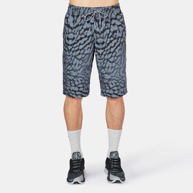 2ec372a5b3a404 Shop Jordan Printed City Basketball Shorts for Mens by Jordan