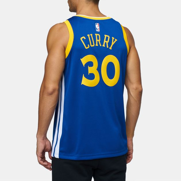 new style 144ce 6bb24 Nike NBA Golden State Warriors Stephen Curry Swingman Jersey
