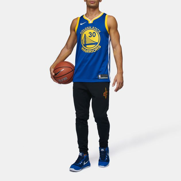 new style be637 e1bc6 Nike NBA Golden State Warriors Stephen Curry Swingman Jersey