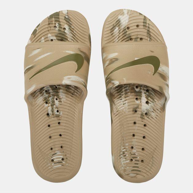quality design a553d 06f65 Nike Kawa Shower Slides | Sandals and Flip-Flops | Shoes ...