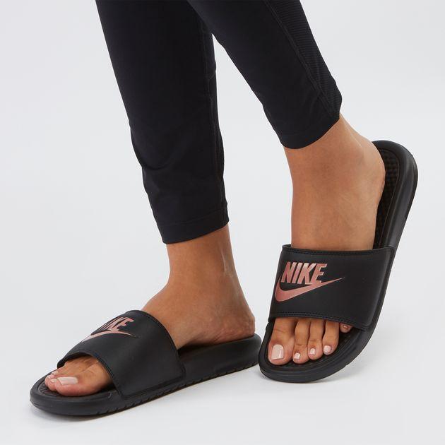 Nike Benassi Just Do it Slide Sandals