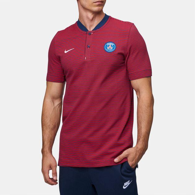7585bd79 Nike Paris Saint-Germain Modern Authentic Grand Slam Polo T-Shirt, 763223
