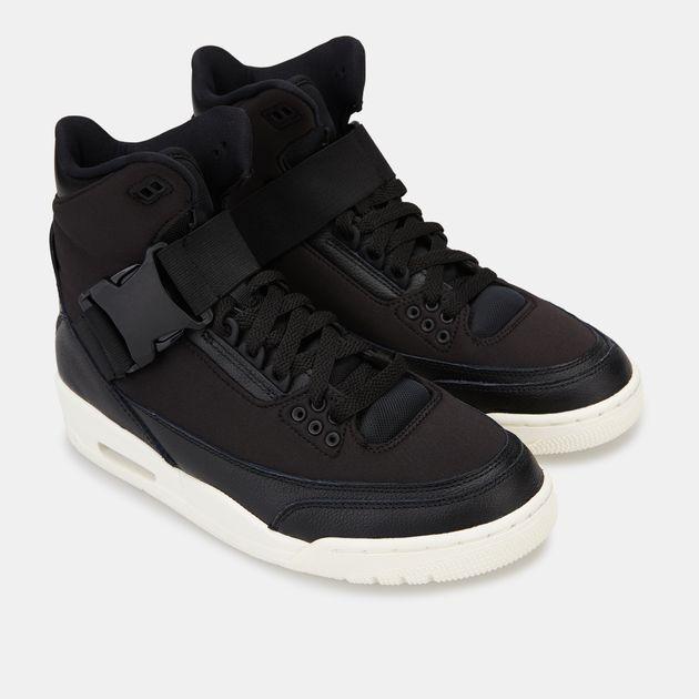 465283cd9869 Jordan Women s Air Jordan 3 Retro Explorer XX Shoe