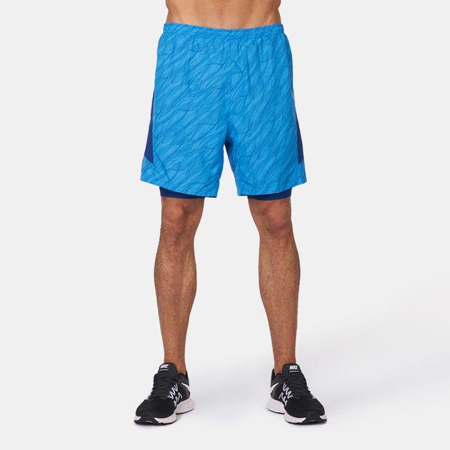 Nike FLX 7 Inch Pursuit Pro Running Shorts