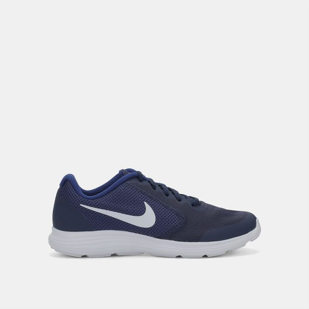 9445bc58a4df Shop 41 Nike Kids  Revolution 3 Grade School Running Shoe for Kids ...