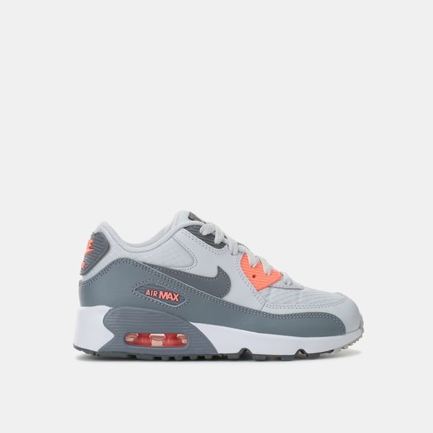 new products a71d3 61407 Nike Kids  Air Max 90 Mesh (Pre School) Shoe, 517581